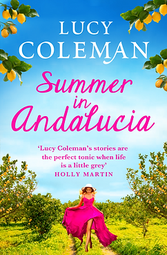 Summer in Andalucia Cover