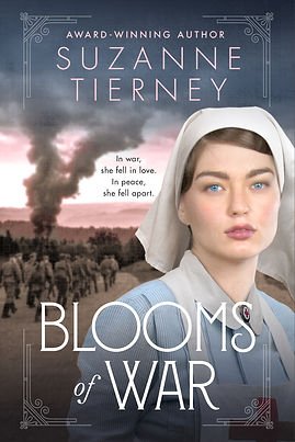 Blooms of War Cover