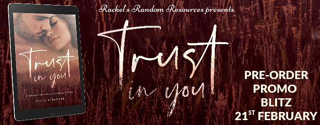 Trust In You Banner