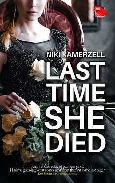 Last Time She Died Cover