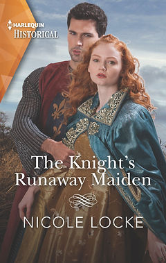 The Knight's Runaway Maiden Cover