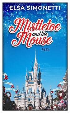 Mistletoe and the Mouse Cover