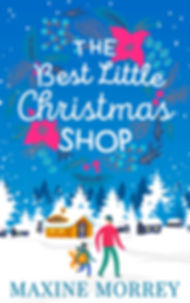 The Best Little Christmas Shop Cover