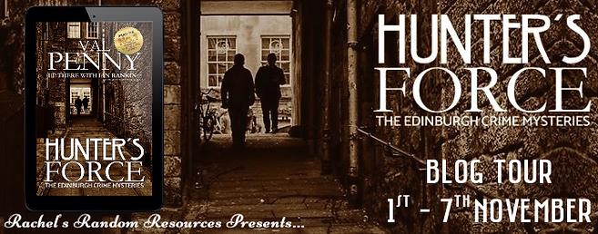 Hunter's Force Banner