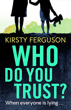 Who Do You Trust? Cover