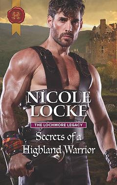 Secrets of a Highland Warrior Cover