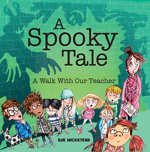 A Spooky Tale Cover