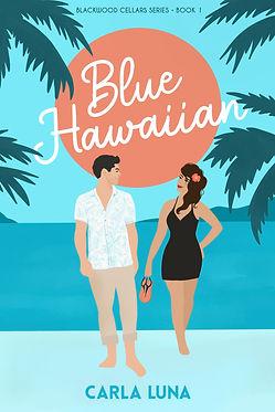 Blue Hawaiian Cover