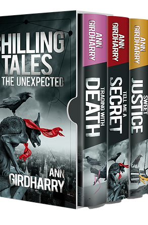 Chilling Tales of the Unexpected Cover