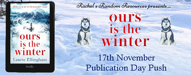 Our Is The Winer Publication Day Push