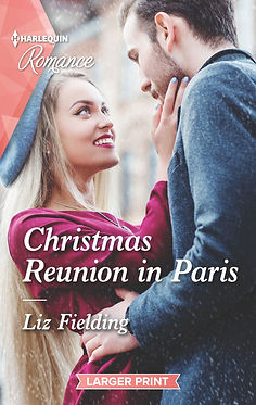 Christmas Reunion in Paris Cover