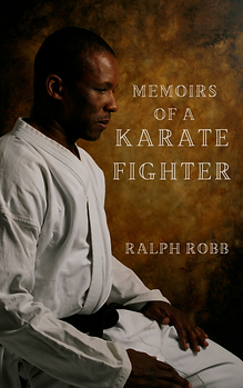 Memoirs of a Karate Fighter Cover