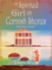 A Spirited Girl on Cornish Shores Cover