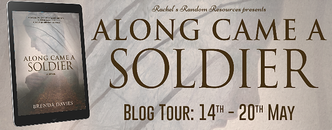 Along Came A Soldier Banner