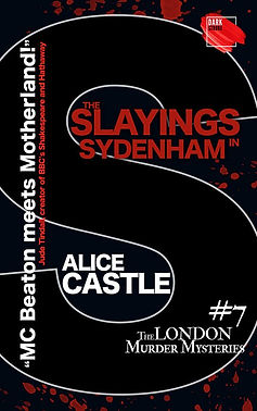 The Slayings in Sydenham Cover