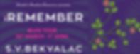 iRemember Banner