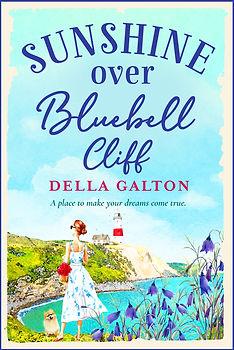 Sunshine Over Bluebell Cliff Cover