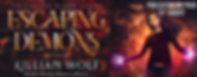 Escaping Demons Banner