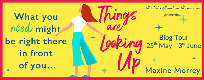 Things Are Looking Up Banner