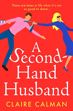 A Second-Hand Husband Cover