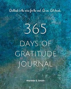 365 Days of Gratitude Journal Cover