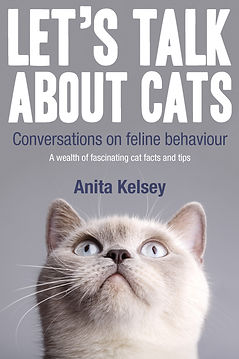 Let's Talk About Cats. Conversations On Feline Behaviour Cover