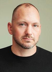 Dan Scottow Author Photo