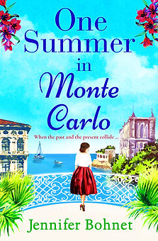 One Summer in Monte Carlo Cover