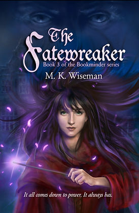 The Fatewreaker Cover