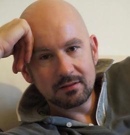 Simon Edge Author Photo