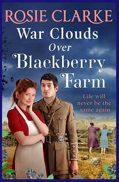 War Clouds Over Blackberry Farm Cover