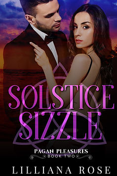 Solstice Sizzle Cover