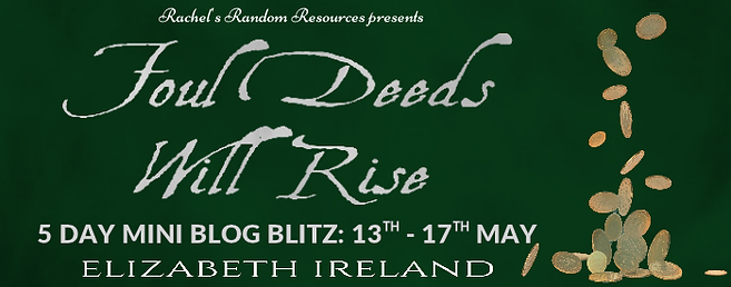 Foul Deeds Will Rise Banner