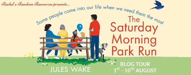 The Saturday Morning Park Run Banner
