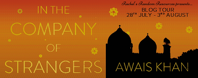 In The Company Of Strangers Banner