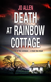 Death at Rainbow Cottage Cover