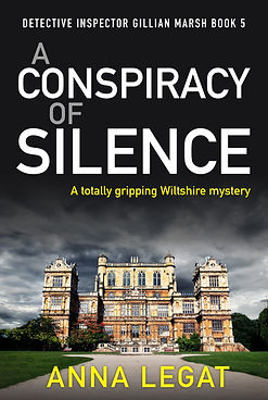 A Conspiracy of Silence Cover