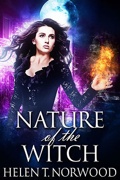 Nature of the Witch Cover
