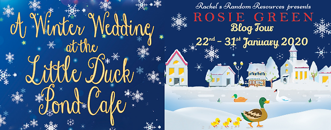 A Winter Wedding at the Little Duck Pond Cafe Banner