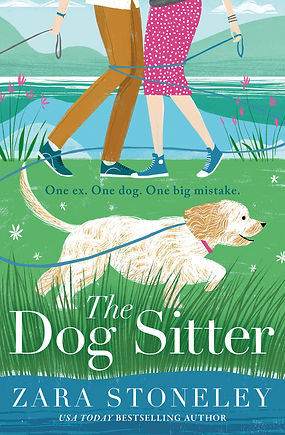 The Dog Sitter Cover
