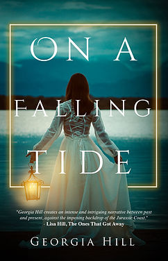 On a Falling Tide Cover