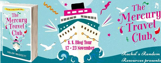 The Mercury Travel Club Blog Tour Banner