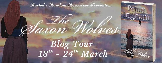 The Saxon Wolves Banner