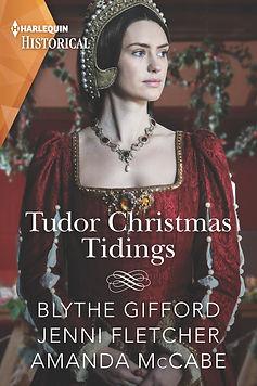 Tudor Christmas Tidings Cover