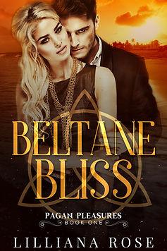Beltane Bliss Cover