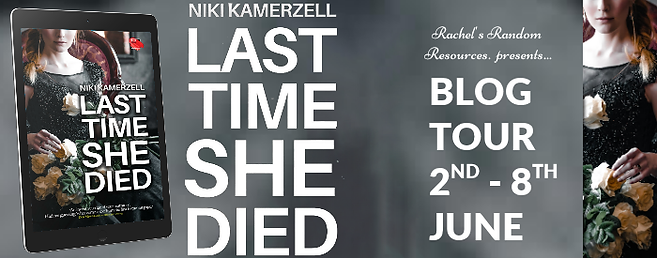 Last Time She Died Banner