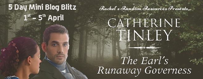 The Earl's Runaway Governess Banner