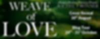 Weave of Love Banner