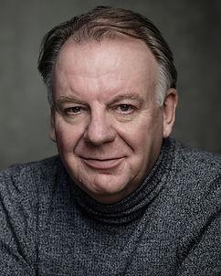 Paul Clayton Author Photo