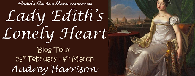 Lady Edith's Lonely Heart Banner
